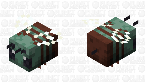 experiment 303 Minecraft Skin