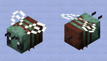 experiment 303 Minecraft Mob Skin