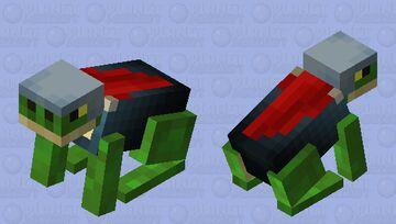 Frog thor (Easter egg for Loki ep5) Minecraft Mob Skin