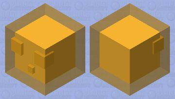 honey slime Minecraft Mob Skin