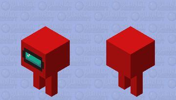 sustrider Minecraft Mob Skin