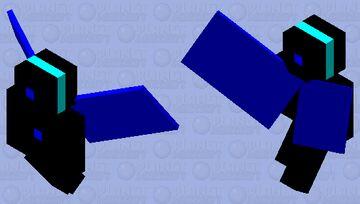 Robox Vex Minecraft Mob Skin