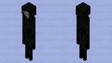 Enderman terminator Minecraft Mob Skin