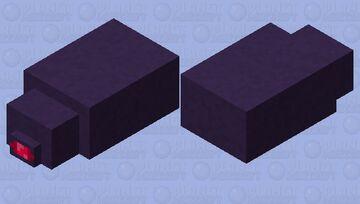 Endermite (buff) Minecraft Mob Skin