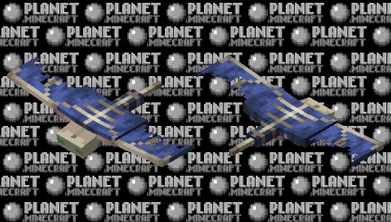 Beater Phantom (no skin on skull) Minecraft Skin