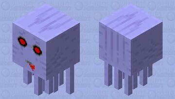 DOOMED GHAST Minecraft Mob Skin