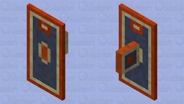 Notitia Dignitatum shield Minecraft Mob Skin