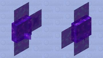 portal tropical fish Minecraft Mob Skin