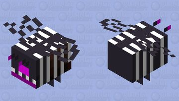 small boss that stings you🐝 Minecraft Mob Skin