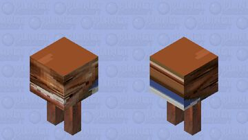 dababy mobile Minecraft Mob Skin