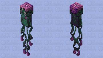 Orion Cortexian Minecraft Mob Skin