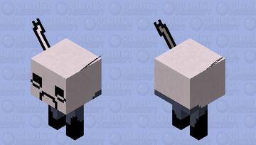 big head zote Minecraft Mob Skin