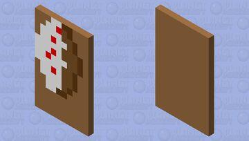 Cake cape Minecraft Mob Skin