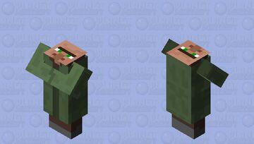 when somebody tickles my neck Minecraft Mob Skin