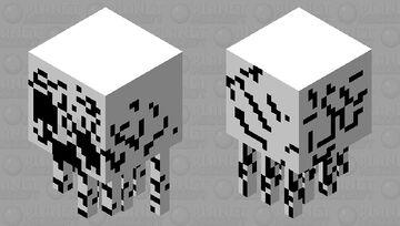 almagamate ghast? Minecraft Mob Skin