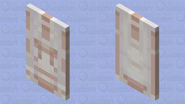 Girls Cape 41 Minecraft Mob Skin