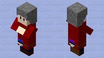Dresseur Minecraft Mob Skin