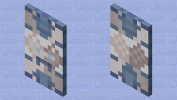 Girls Cape 42 Minecraft Mob Skin