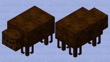 Tarantula / classic / remade Minecraft Mob Skin