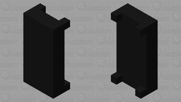 Coffee Table (that turns into a bed) Minecraft Mob Skin