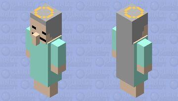 huh Minecraft Mob Skin
