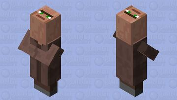 That Meme Minecraft Mob Skin