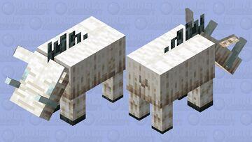 Wooly Hoglin | Biome Swap Minecraft Mob Skin
