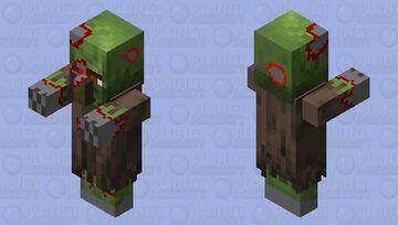 terminator Minecraft Mob Skin