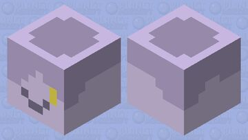 pokemon: litwick Minecraft Mob Skin