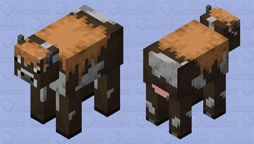 Ox Minecraft Mob Skin