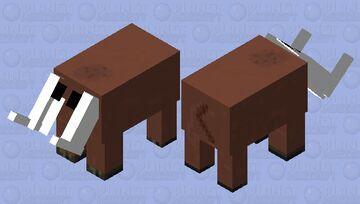 mammoth Minecraft Mob Skin