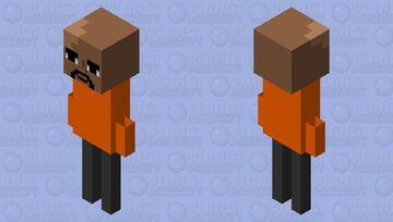 Matt (Friday night funkin) Minecraft Mob Skin