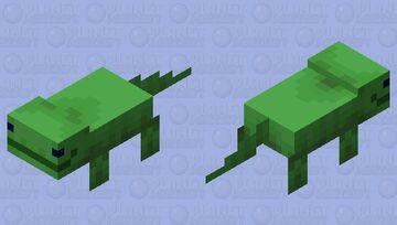 lizard / my version Minecraft Mob Skin