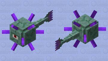 Ender Spike Guardian Minecraft Mob Skin