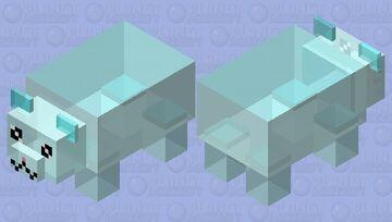 Jelly Panda Minecraft Mob Skin