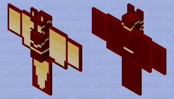 Bat out of Hell- er I mean Nether Minecraft Mob Skin