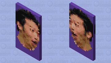 PogChamp Minecraft Mob Skin