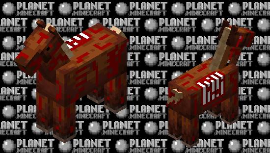 Zombie Horse Update Minecraft Skin