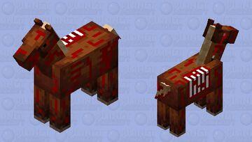 Zombie Horse Update Minecraft Mob Skin