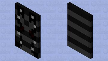 Girls Cape 46 Minecraft Mob Skin