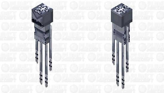 Kingdom Hearts - Dusk Minecraft Skin