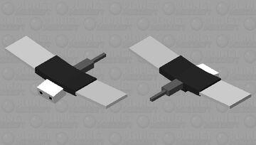 Bubba Phantom Minecraft Mob Skin