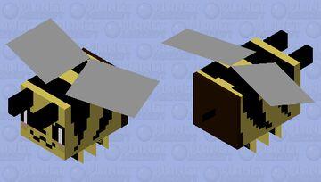 Strang cute bee Minecraft Mob Skin