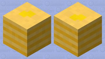 Breakfast Collection | Magma Cube Minecraft Mob Skin