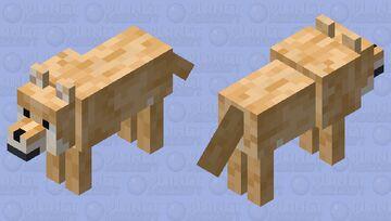 doge Minecraft Mob Skin