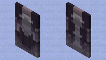 Girls Cape 49 Minecraft Mob Skin