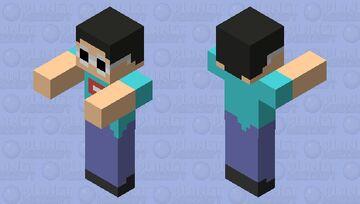 georgenotfound but zombie Minecraft Mob Skin