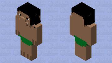 Homosapien Minecraft Mob Skin