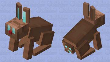 Soul Bunny Minecraft Mob Skin