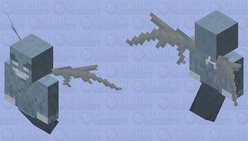 Minecraft Vex Minecraft Mob Skin